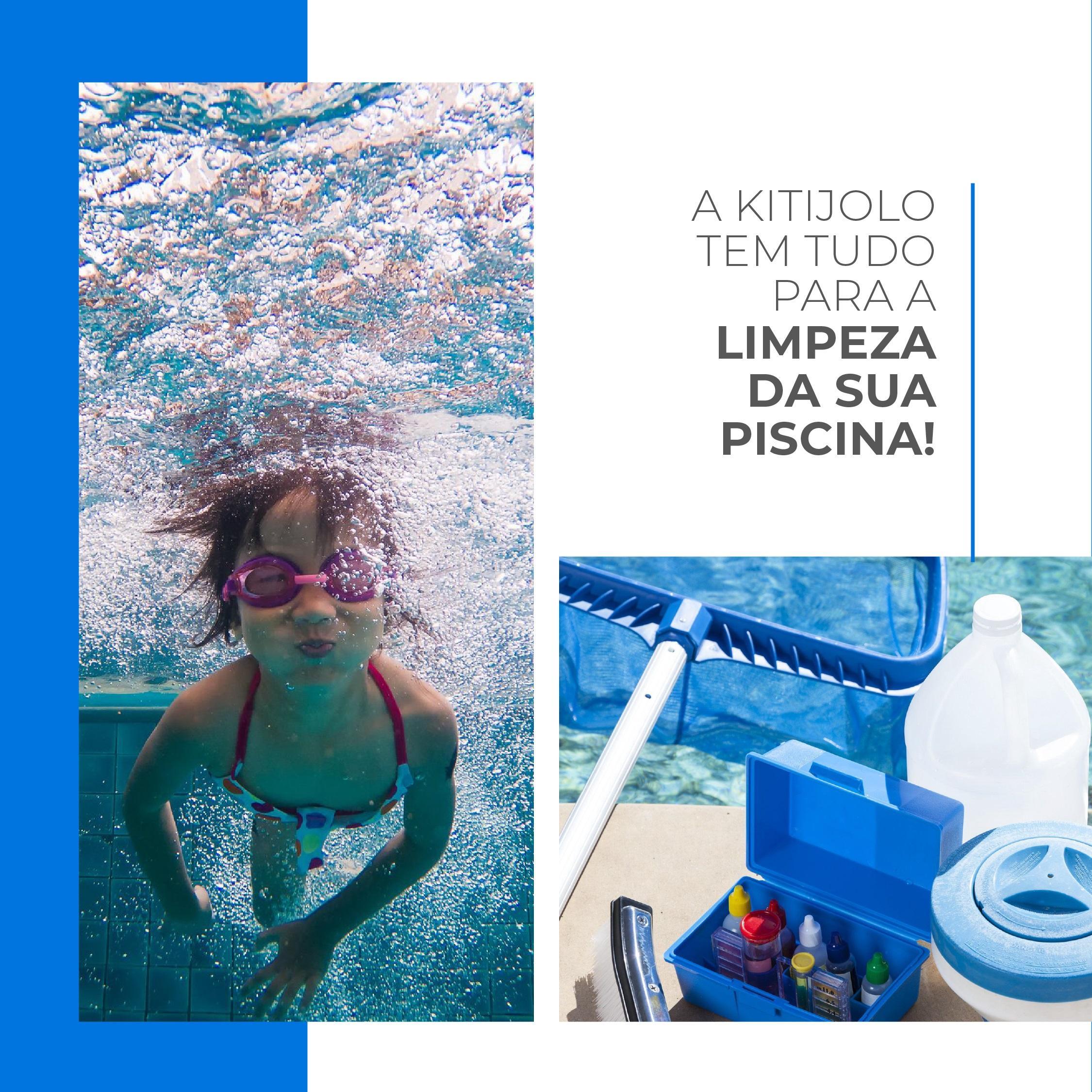 Conheça o setor de piscinas da Kitijolo!