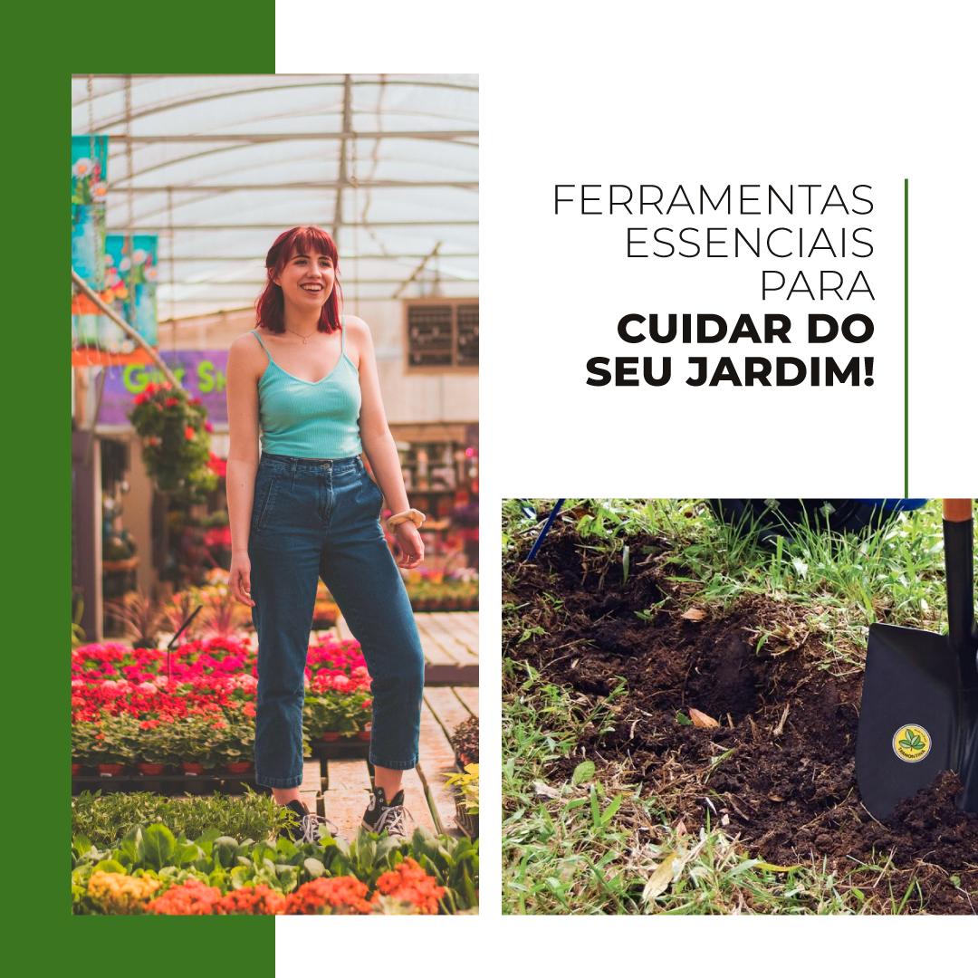 Conheça o setor de jardinagem da Kitijolo!